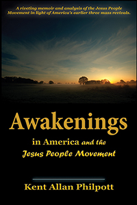 Book cover: Awakenings in America