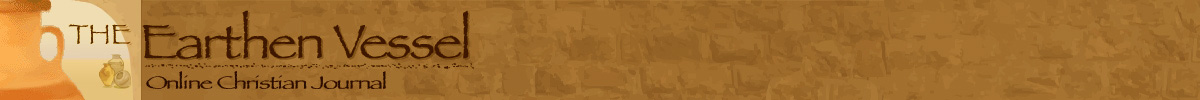 Earthen Vessel Journal banner