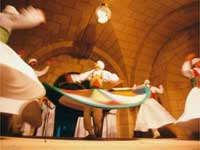 sufis whirling