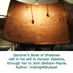 Gardner's Book of Shadows